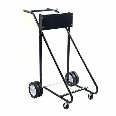 AU168.74 • Buy 315 LBS Heavy Duty Outboard Boat Motor Stand Carrier Cart Dolly Storage Pro