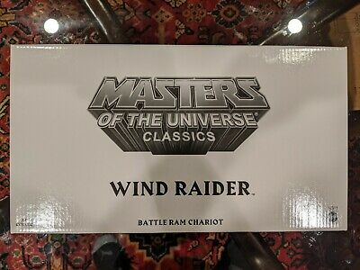 $70 • Buy MOTU MOTUC Masters Of The Universe Classics Wind Raider - NEW/MINT-IN-SEALED-BOX