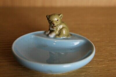 Wade Whimtrays Collection Lion Cub Pin Dish • 3.49£