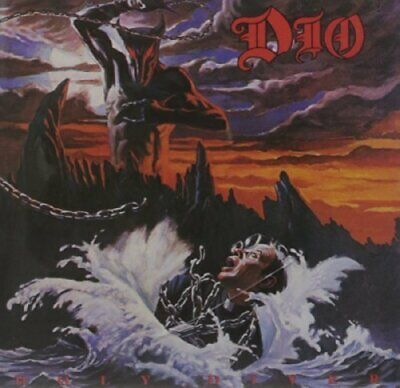 Dio | CD | Holy Diver (1983) ... • 9.28£