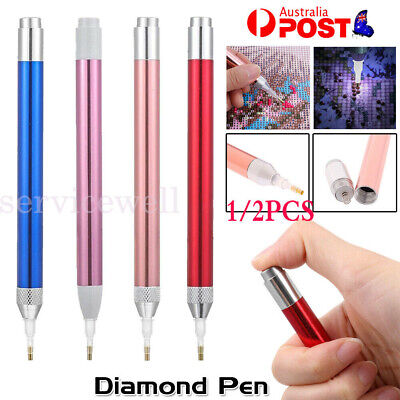 AU8.85 • Buy 5D Diamond Painting Diamond Painting Tool LED Light Point Drill Pen Accessories