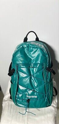 $ CDN288.73 • Buy Supreme FW17 Teal Backpack
