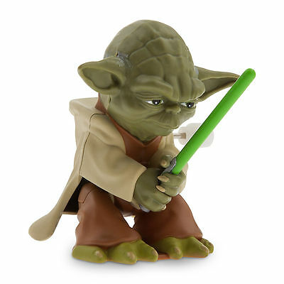 AU28.06 • Buy NEW JEDI YODA Lightsaber Flipping Toy STAR WARS  THE FORCE AWAKENS Disney Store