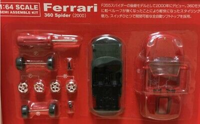 $949.41 • Buy Dydo Ferrari Diorama Collection Case 1/64 SCALE Minicar Kit Ferrari 360spider 0Y