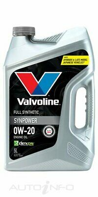 AU63.99 • Buy Synpower 0w-20 - Full Synthetic Engine Oil