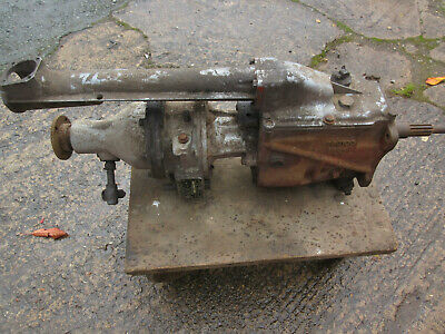 Volvo P1800S Gearbox Complete With Overdrive • 750£
