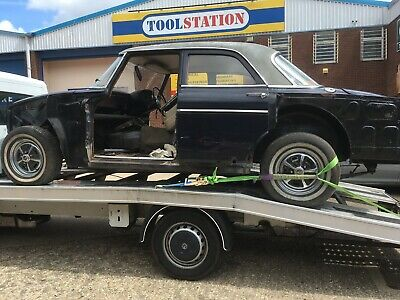 Rover P5b V8 Saloon . New Sills, Recon Gearbox, Ready For Paint, Project, Spares • 2,500£