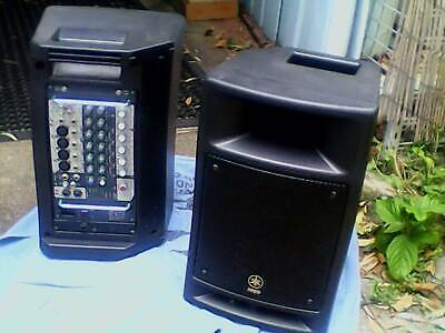 AU500 • Buy Yamaha Stagepas300 Speakers
