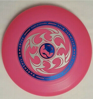 Daredevil Gamedisc Ultimate Frisbee / Sports Disc 175g - New • 5.99£
