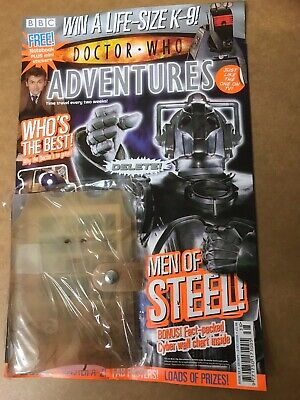 Doctor Who Adventures Comic Magazine Issue 13 With Free Gift Notebook • 3£