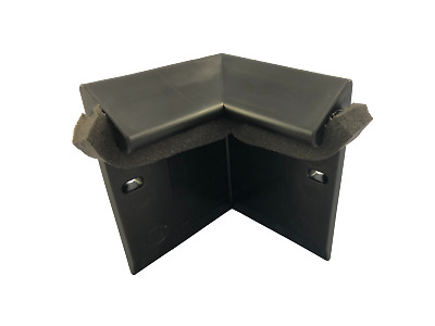 Kerb Upstand EPDM Rubber Roofing Edge Trim For Flat Roofs - External Corner • 4£