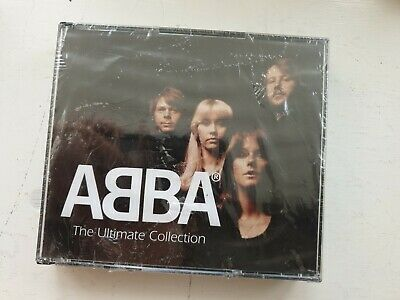 Abba The Ultimate Collection CD • 15£