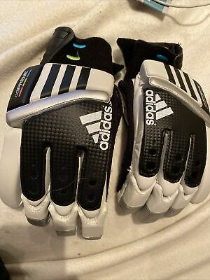 Adidas Cricket Batting Country Right Hand Gloves Size Boys..good Cond Rrp £45 • 26£