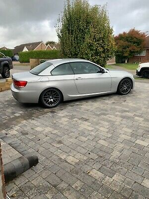 Bmw 320d M Sport Convertible  Low Mileage Swap Px • 4,900£