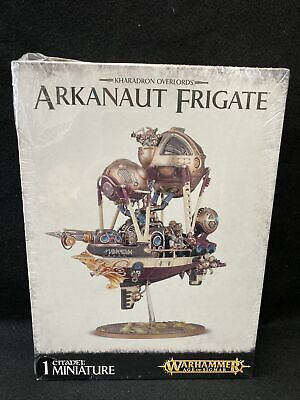 AU90.83 • Buy Games Workshop Warhammer Aos: Arkanaut Frigate Kharadron Overlords