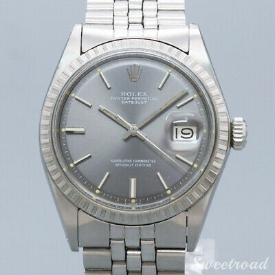 $ CDN9000.94 • Buy Rolex Datejust Ref.1603 Vintage Automatic Mens Watch Authentic Working