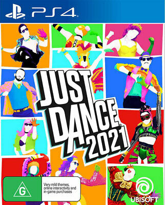 AU84.95 • Buy Just Dance 2021 PS4 Game NEW