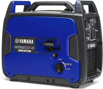 AU2455 • Buy Yamaha EF2200IS 2.2KVA Max Output Portable Inverter Generator