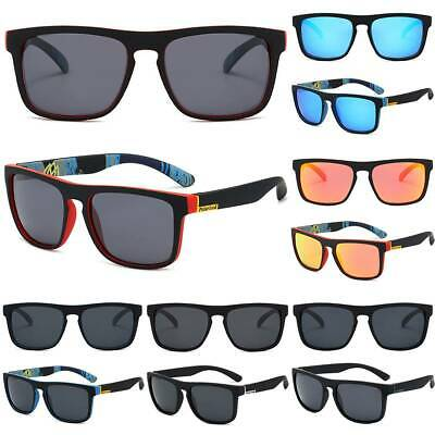 AU21.37 • Buy Polarized Sunglasses Square Black Frame Mens Outdoor Driving Sun Glasses Eyewear