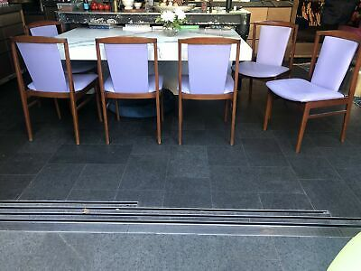 AU400 • Buy Fabulous Set Of 6 Mid Century Dining Chairs