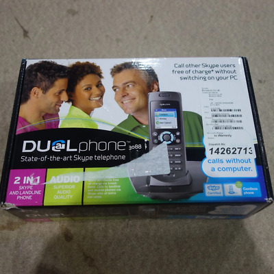 RTX DUALphone 3088 For Skype (No PC Required) • 20.06£