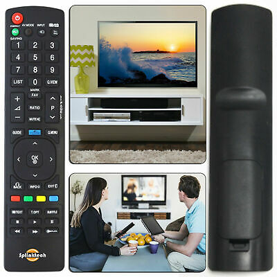 £3.45 • Buy LG Television Replacement Remote Control For LG 3D SMART LCD / LED / PLASMA TV
