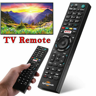 £3.45 • Buy Sony Replacement TV Remote Control KDL-32RD433 RD43 / RD45 LCD LED Controller