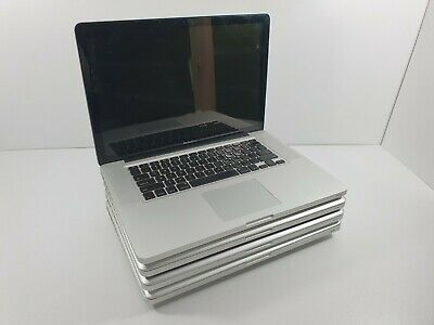 $ CDN462.49 • Buy Lot Of (4) 15  Apple Macbook Pro A1286 Laptops - No Power