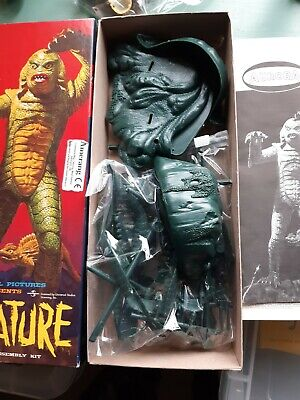 Aurora Polar Lights Creature From The Black Lagoon  Complete Parts Checked  • 65£