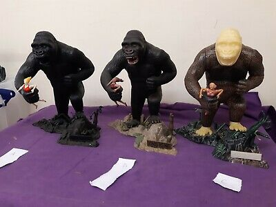 Aurora King Kong 1964 Original Kits  Choose 1 Abc Listing Is For 1 Kit A Sold  • 85£