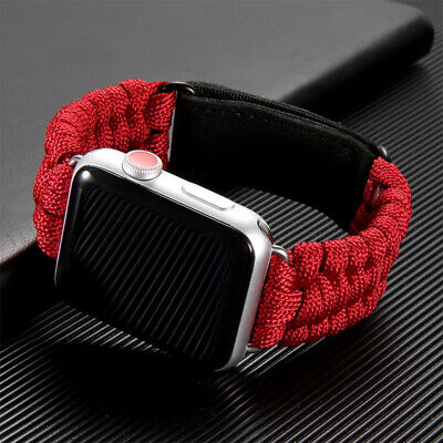 AU18.99 • Buy Nylon Sport Strap For Apple Watch Band  IWatch Series SE 6 5 4 3 2 1 38/40 42/44