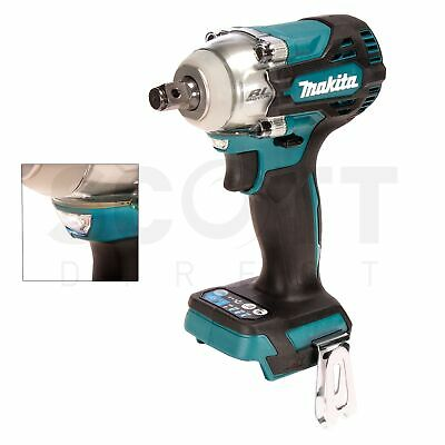 Makita DTW300Z 18V Li-ion Cordless Brushless Impact Wrench 1/2  Body Only • 119.95£