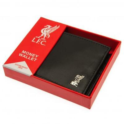 £21.95 • Buy Liverpool FC Metal Crest Leather Wallet Size 11cm X 9cm Bifold Christmas Gift