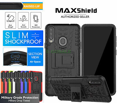 AU7.64 • Buy For Sony Xperia 5 / 1 II / 10 II / XZ3 Heavy Duty Shockproof Stand Case Cover