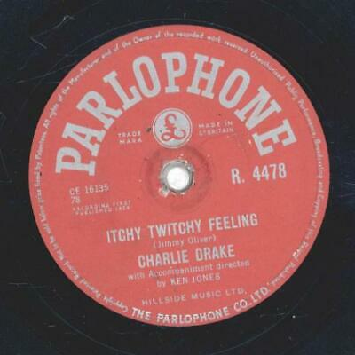 £19.71 • Buy Charlie Drake - Itchy Twitchy Feeling / Volare
