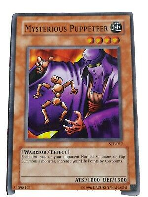 AU1.20 • Buy 1x Yu-gi-oh Card - Mysterious Puppeteer - SKE-017 - Common Starter Deck: Kaiba