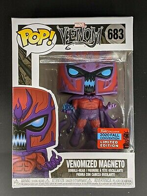 Marvel Funko Pop - Venomized Magneto - Venom - NYCC Exclusive - No. 683 • 38.34£