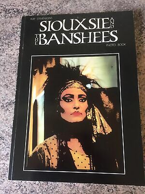 Siouxsie And The Banshees Photo Book • 38£