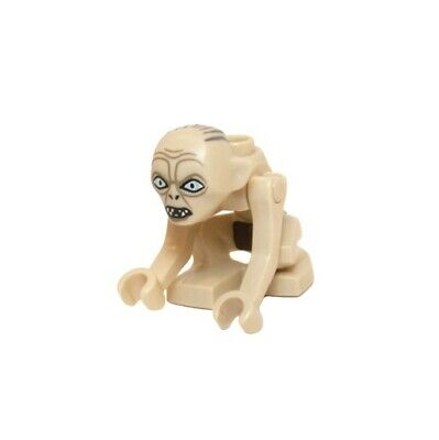 NEW LEGO Gollum - Narrow Eyes FROM SET 79000 THE LORD OF THE RINGS (lor031) • 13.36£