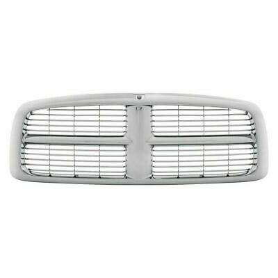 $223.49 • Buy New CH1200259 Grille Assembly Grill Chrome For Dodge Ram 1500 2500 2002-2005