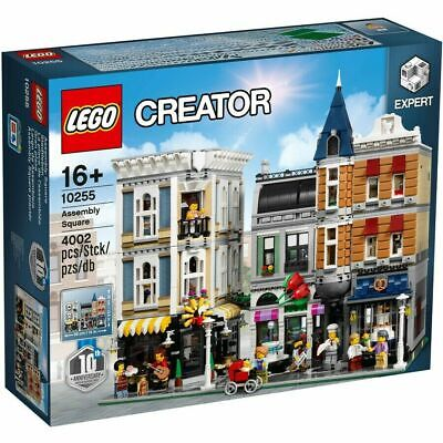 AU359.99 • Buy LEGO Creator Expert Assembly Square - 10255 *BRAND NEW SEALED IN BOX*