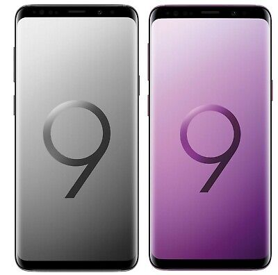 $ CDN340.82 • Buy Samsung Galaxy S9 Plus - 64GB 4G LTE (FACTORY UNLOCKED) 6.2  - Smartphone