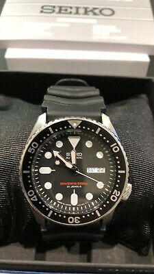 $ CDN460.32 • Buy NWOT Seiko SKX007J1 Made In Japan 7S26-0020 Divers Automatic