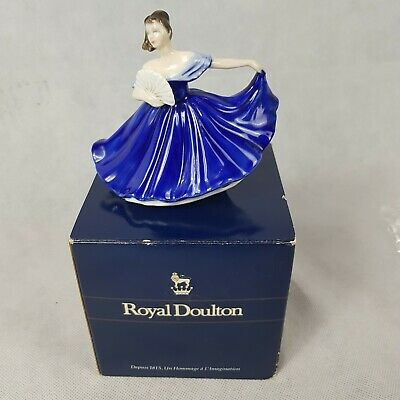 Royal Doulton Elaine Figurine HN 3214 By Peggy Davies Ornament Collectable Boxed • 25£
