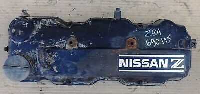 AU183.52 • Buy TOP VALVE COVER NISSAN P/U ENGINE Z24 PETROL 2,4cc 8V 4WD RWD USED