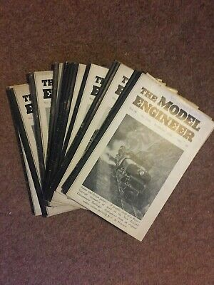 £19.99 • Buy The Model Engineer Magazine - Vol. 94, 1946 - 26 Issues