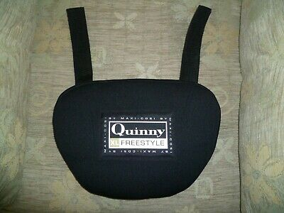 £4 • Buy Quinny Freestyle Xl Padded Headrest Vgc