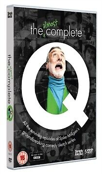ID1398z - Q. - The Almost Comp - DVD - New • 19.92£
