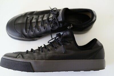 AU175 • Buy Y-3 Yohji Yamamoto/adidas 'sen Low' Black Sneakers…size Us7/uk6.5…hardly Worn…