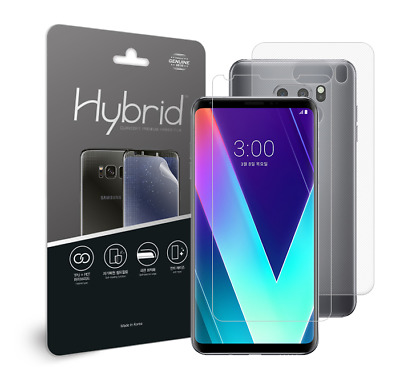 AU59 • Buy Lg V30 Plus Hybrid High-gloss Lcd Protective Film Case Type Genuine Madein Korea